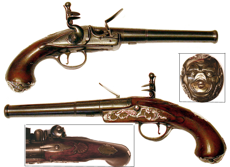 Diy flintlock pistol kit the thieves market pyracy pub queen anne pistolg solutioingenieria Gallery